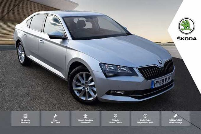 Find A Used Red Koda Superb 2 0tdi Scr 190ps Laurin