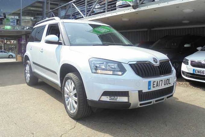 ŠKODA Yeti 1.2 TSI (110PS ) SE Outdoor DSG 5-Dr