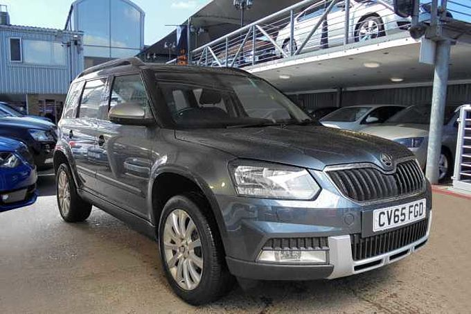 ŠKODA Yeti 1.2 TSI (110PS ) SE Outdoor 5-Dr