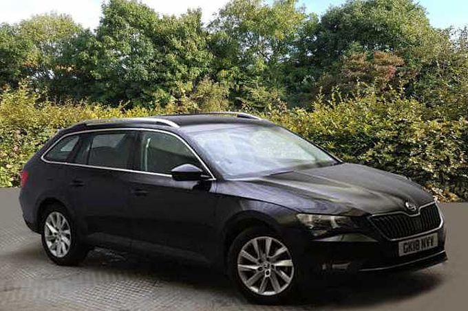 ŠKODA Superb 1.4 TSI ACT (150ps) SE DSG 5-Dr Estate