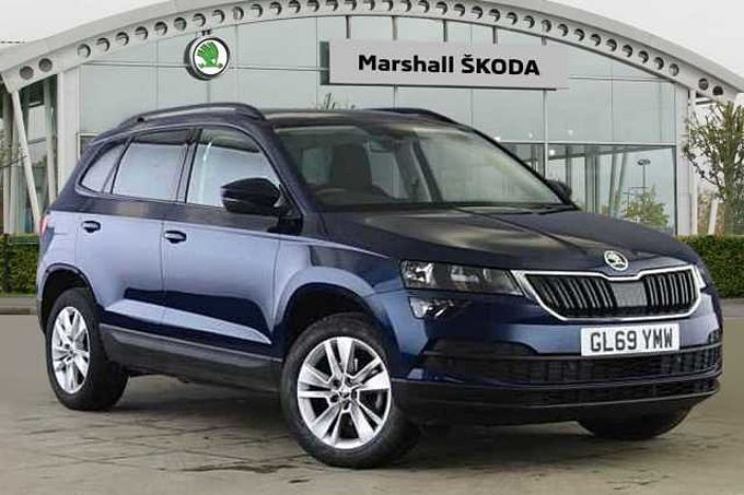 SKODA Karoq SUV 1.6TDI (115ps) SE Technology SCR