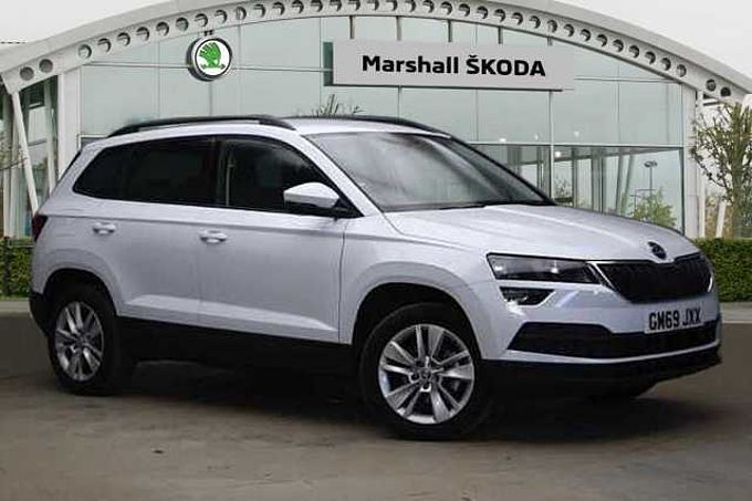 SKODA Karoq SUV 1.5 TSI (150ps) SE Technology ACT DSG