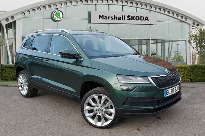 SKODA Karoq SUV 1.5 TSI (150ps) Edition ACT