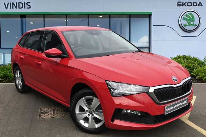 SKODA Scala SE 1.0 TSI 115 PS 6G Man
