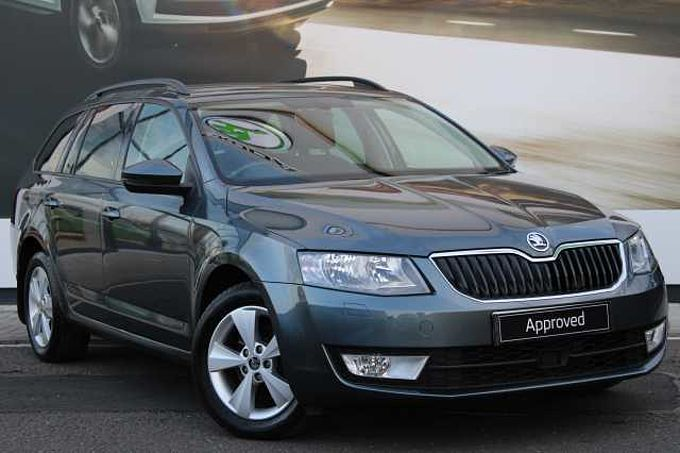 ŠKODA Octavia 1.4 TSI SE L (150PS) DSG 5-Dr Estate