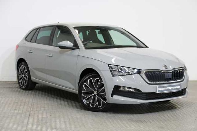 SKODA SCALA SE L 1.5 TSI 150 PS DSG