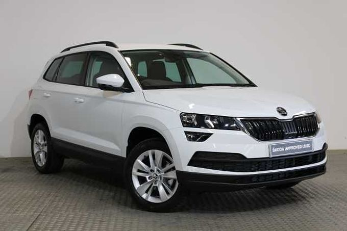 SKODA Karoq Karoq SE Technology 1.5 TSI 150 PS 6G Man