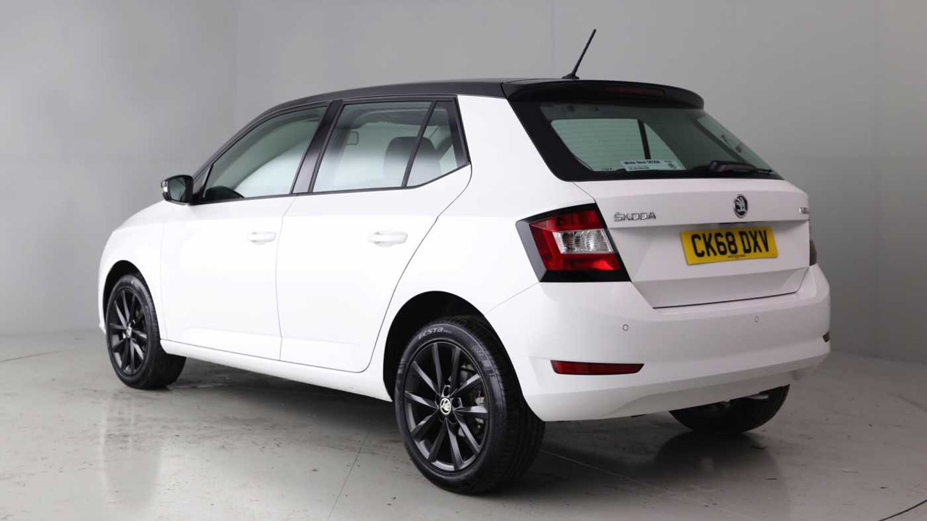 Find A Used White Skoda Fabia Hatchback Special Editions 1 0 Tsi 95