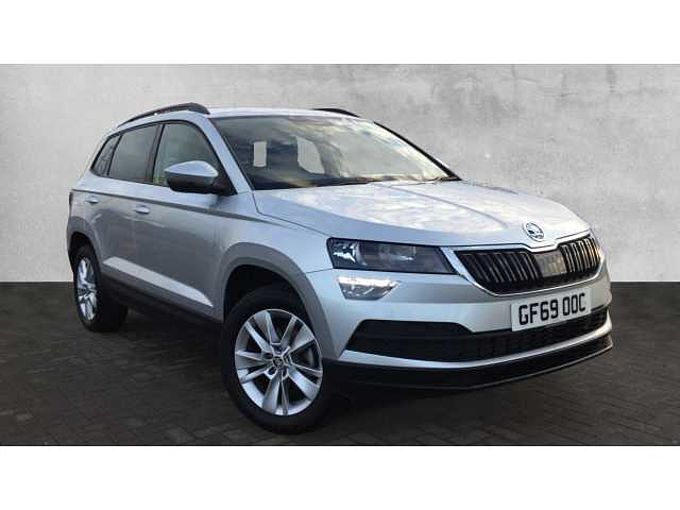 SKODA Karoq SUV 1.5 TSI (150ps) SE Technology ACT