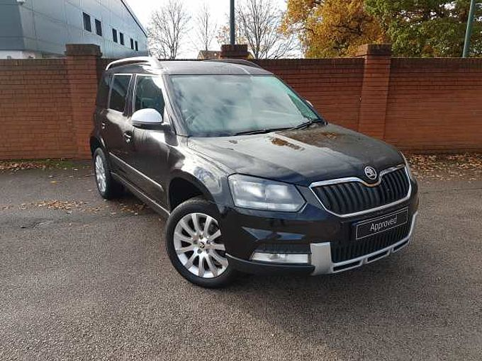 ŠKODA Yeti Outdoor Estate 1.2 TSI SE 5dr DSG