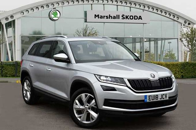 ŠKODA Kodiaq 1.4 TSI (150ps) 4X4 Edition (7 Seats) SUV