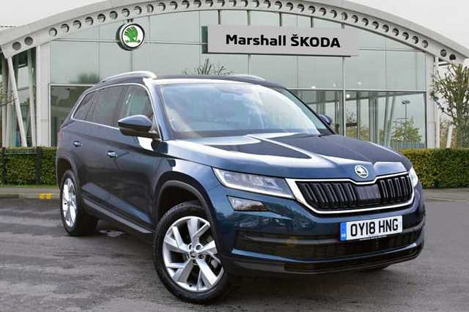 ŠKODA Kodiaq 1.4 TSI (150ps) Edition (5 Seats) DSG SUV