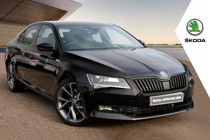 ŠKODA Superb 2.0 TSI 272ps 4X4 SportLine Plus DSG Hatch