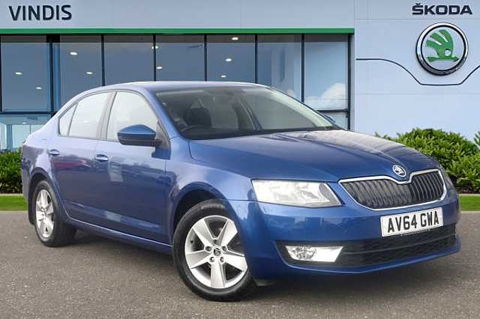 ŠKODA Octavia Hatch SE 1.6 TDI 105 PS 5G Manual
