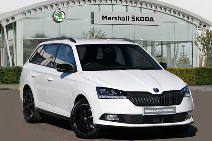 Used Skoda Fabia Estate For Sale Skoda Uk