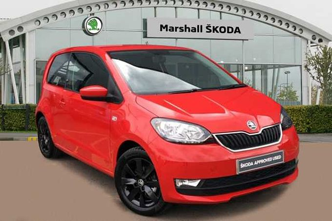 ŠKODA Citigo 1.0 (60ps) Colour Edition GreenTech 3Dr HB