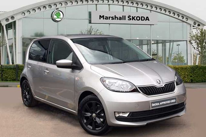 ŠKODA Citigo 1.0 (60ps) Colour Edition GreenTech 5Dr